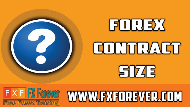 Contract size forex